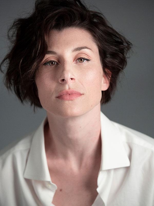 Esther Rivas actriz