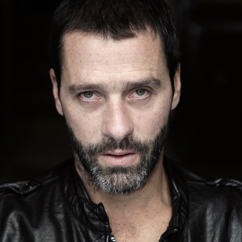Juan Pablo Shuk actor