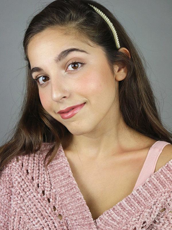 Albanta San Román actriz
