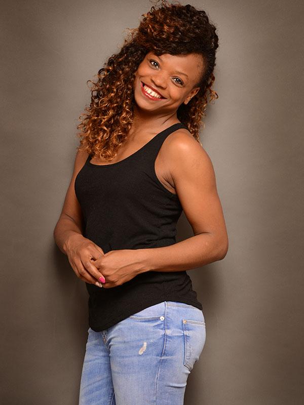 Bella Agossou actriz