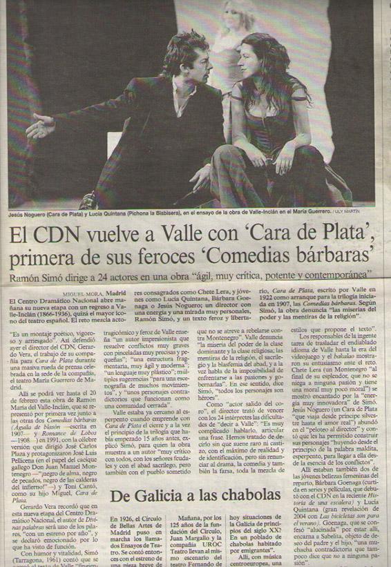 EL PAÍS - Ene. 2005