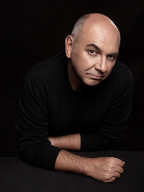 Luis Gnecco actor