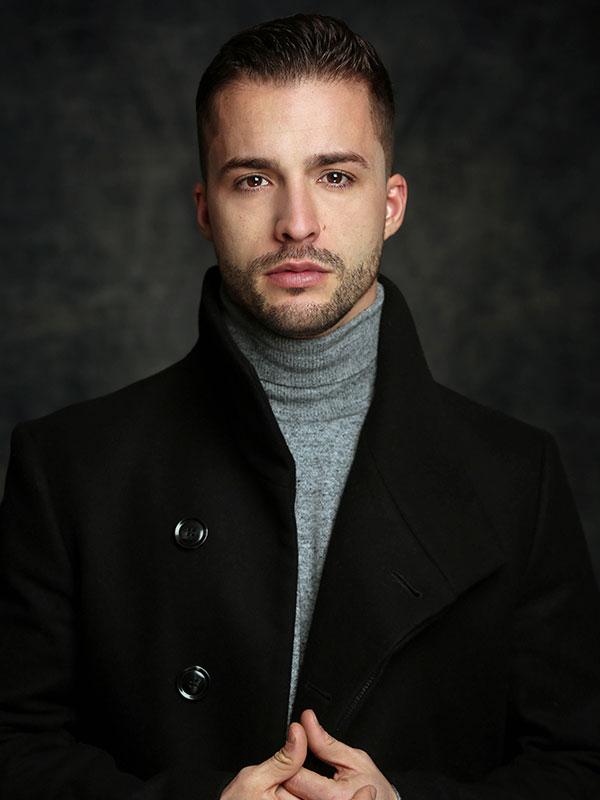 Pedro Rudolphi actor