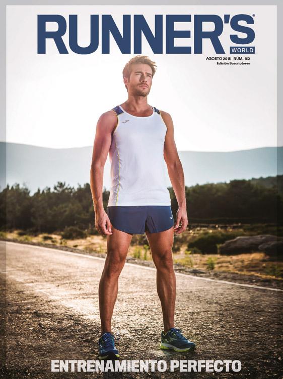 RUNNERS WORLD - Agosto 2015