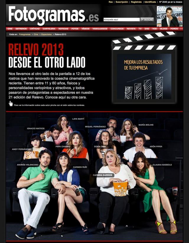 FOTOGRAMAS - 2013
