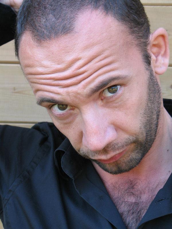 Toni Báez actor