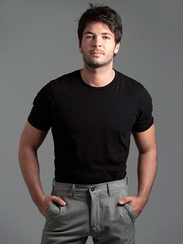 Carlos Serrano-Clark actor
