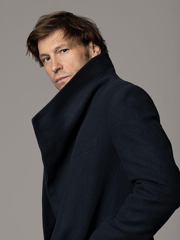 Benito Sagredo actor