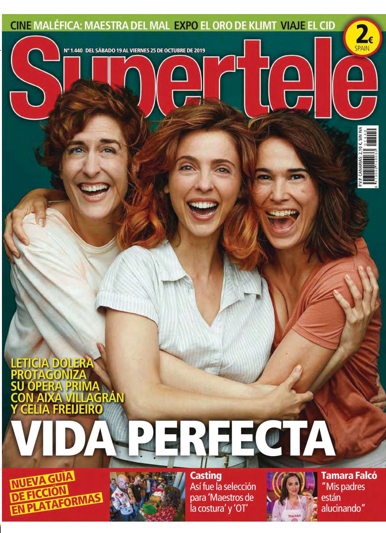 SUPERTELE - Oct. 2019