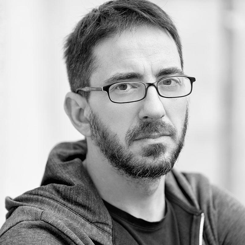 Daniel S. Arranz director y guionista