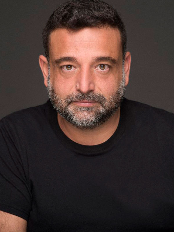 Karlos Klaumannsmoller actor