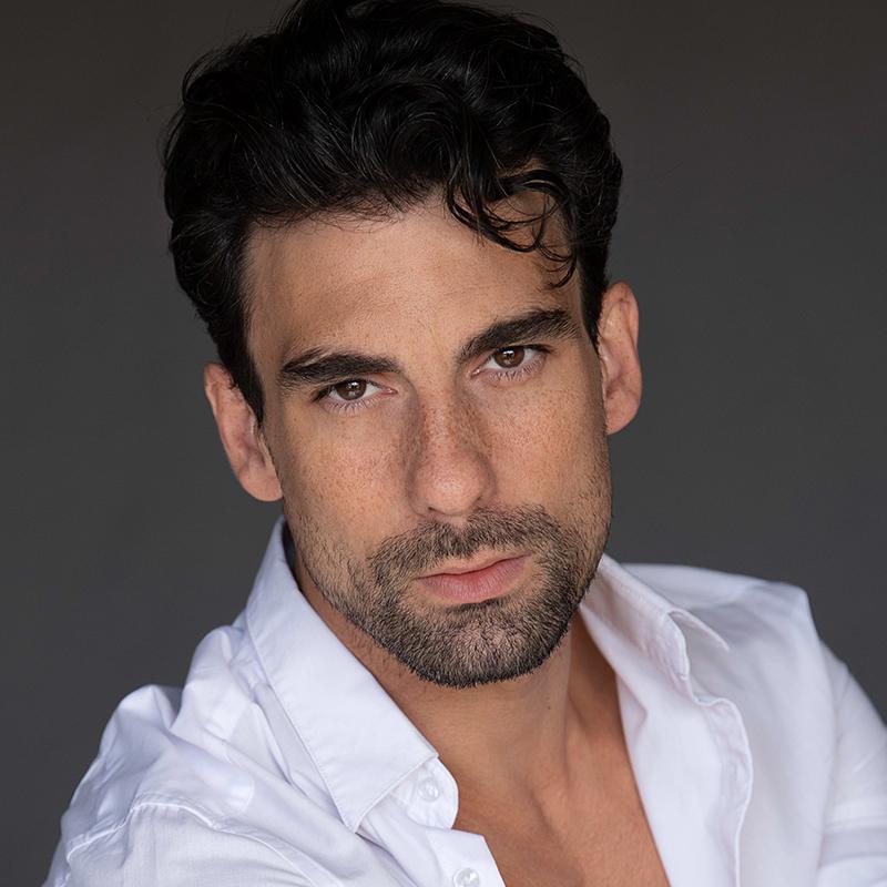 Christian Sánchez actor