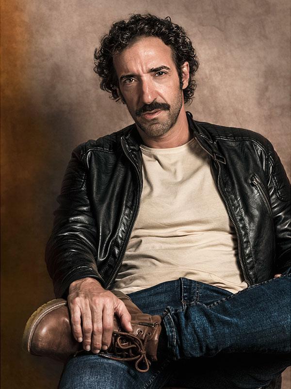 Alberto Mateo actor